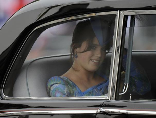 La principessa Eugenie (Reuters)