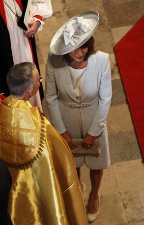 La madre della sposa (Reuters)