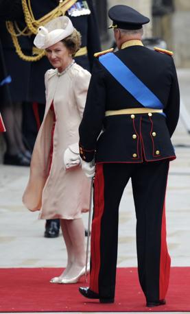 La regina Sofia di Norvegia (Afp)
