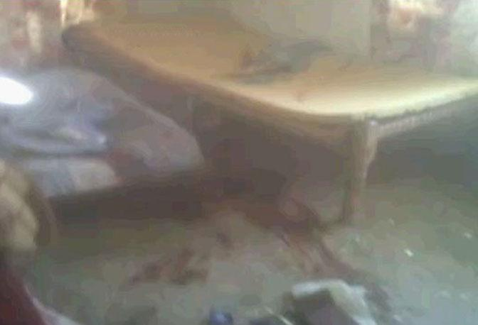 Ecco le immagini, tratte da un video di Abc News, degli interni dell'abitazione di Osama Bin Laden in Pakistan