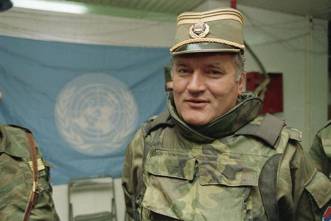 Ratko Mladic (Ap)