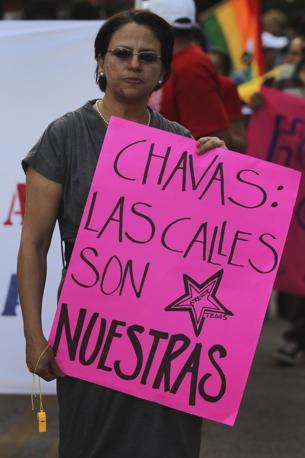 SlutWalk  a Tegucigalpa, Honduras  (Reuters)
