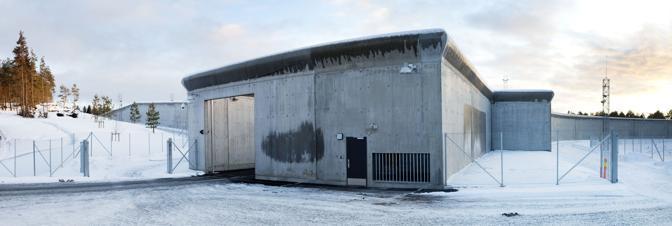 L'entrata della prigione (Olycom)