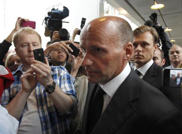 Geir Lippestad, avvocato di Anders Behring Breivik (Reuters)