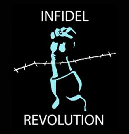 """Il pugno, simbolo della lotta marxista e della """"rivoluzione infedele"""""""