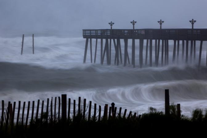 Usa arriva l 39 uragano irene for Cabina nelle montagne della carolina del nord