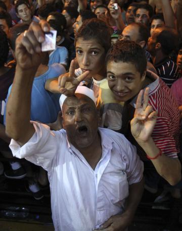 Festa a Bengazi (Ap)