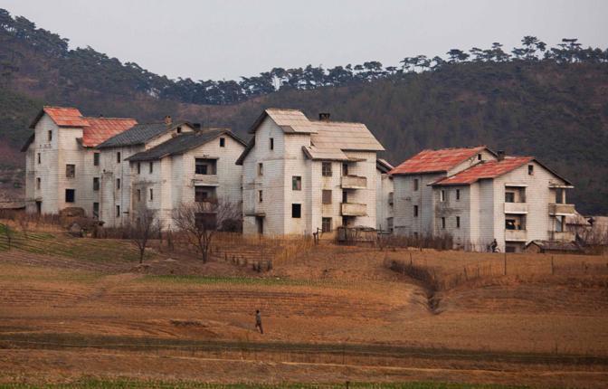 Zona rurale fuori Kaesong (Ap)