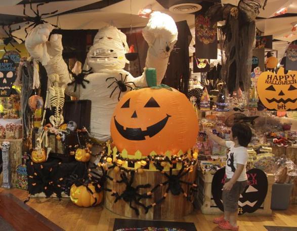Halloween in Thailandia (Ap)