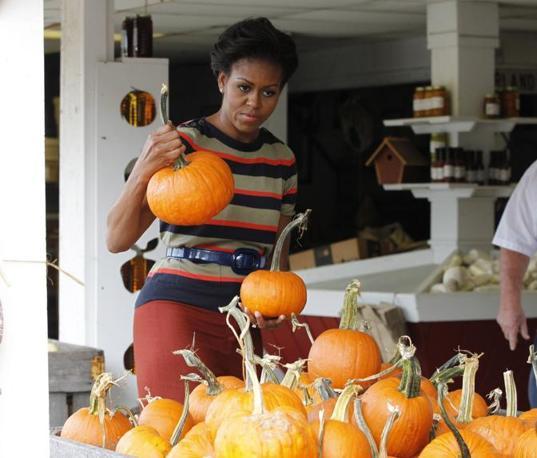 Michelle Obama (Reuters)