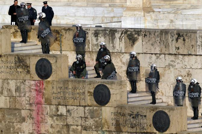 (Reuters/Yannis Behrakis)