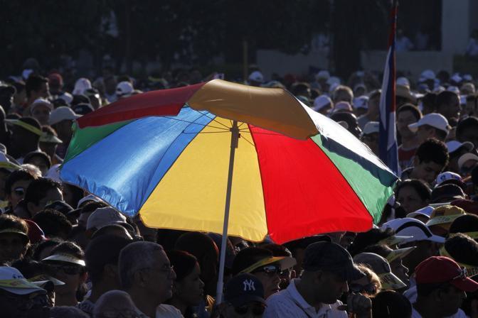 (Reuters/De LA Osa)