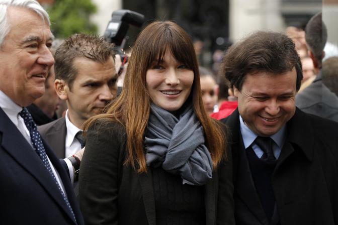 Carla Bruni (Reuters)
