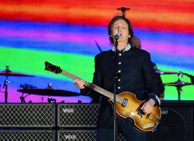 Sir Paul McCartney (Afp)