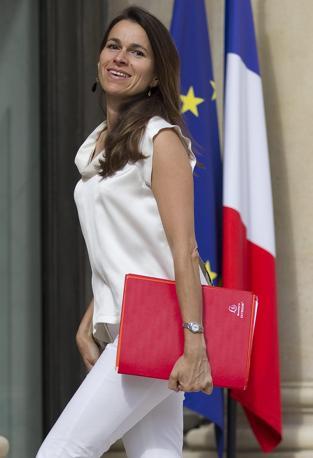 Aurelie Filippetti (Epa)