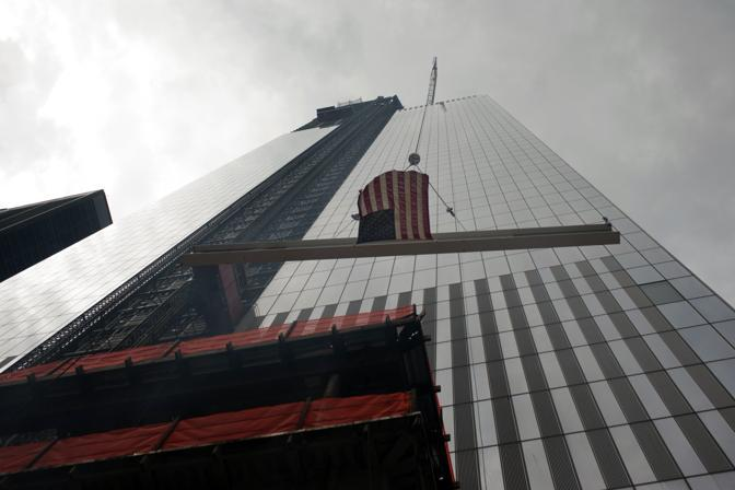 Il palazzo ospiter� prevalentemente uffici, compresi quelli della Port Authority, la societ� proprietaria dell'area del World Trade Center (Reuters/Bedford)