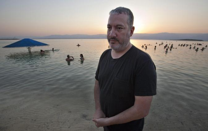Il fotografo Spencer Tunick (Epa)
