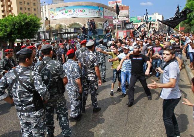 A Tripoli, nel nord del Libano (Reuters)