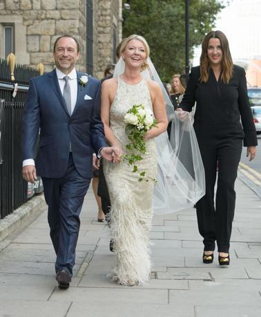 Eve blair wedding