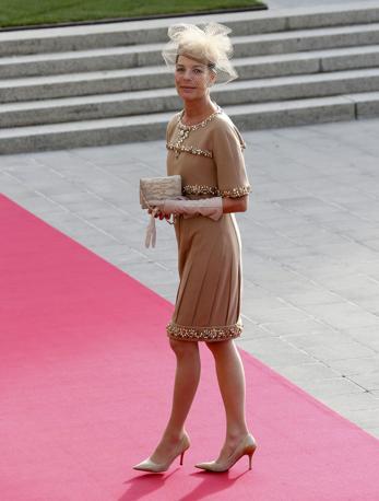 La principessa Carolina di Hannover (Reuters/Lenoir)