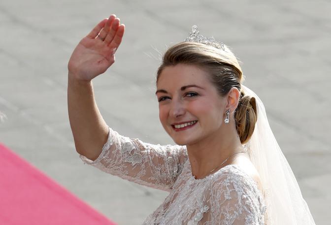 La sposa (Reuters/Lenoir)