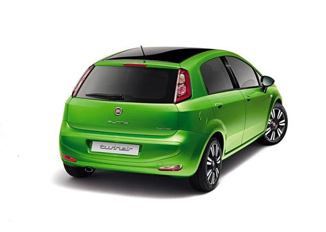 Fiat Punto restyling