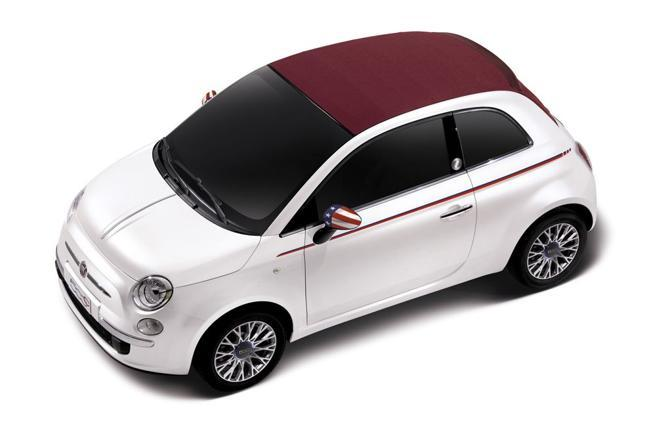 Fiat 500 «Nation» Limited Edition