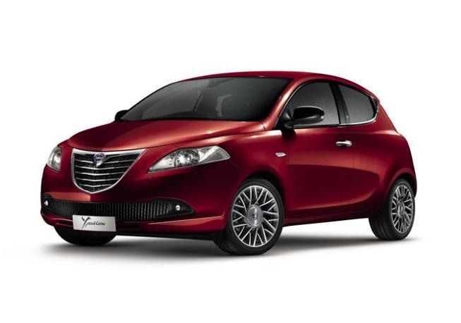 Lancia Ypsilon «Black & Red»