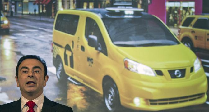 Carlos Ghosn, numero uno di Renault-Nissan. (Reuters)
