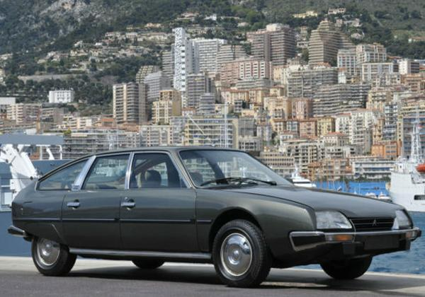 Citroen Cx 1980