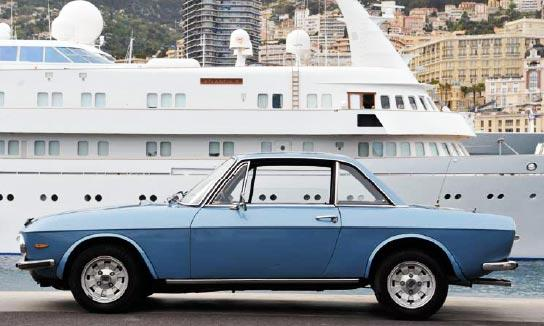 Lancia Fulvia coup 