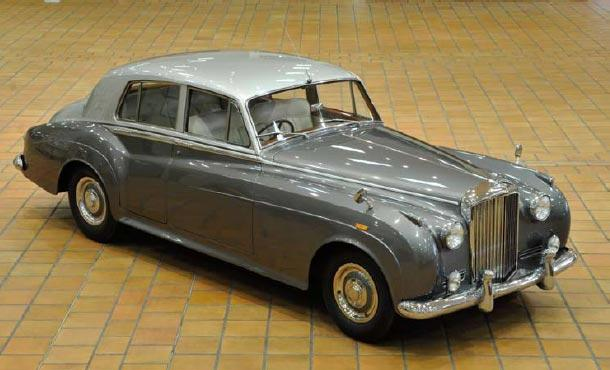 Bentley S1 Berline 1956
