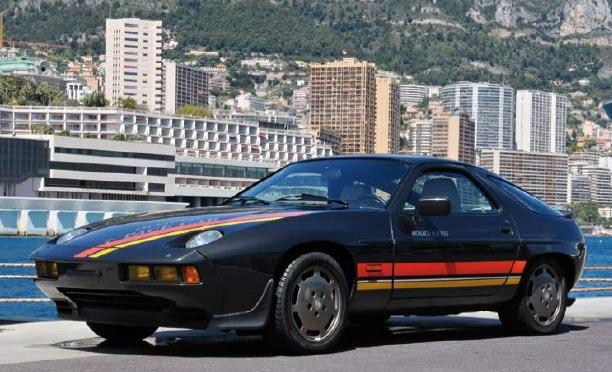 Porsche 928 S coup 1982