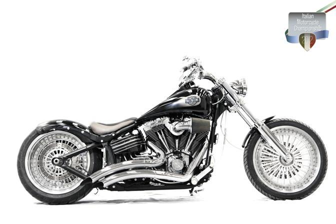 MODIFIED H-D Biker Saloon (CR)?