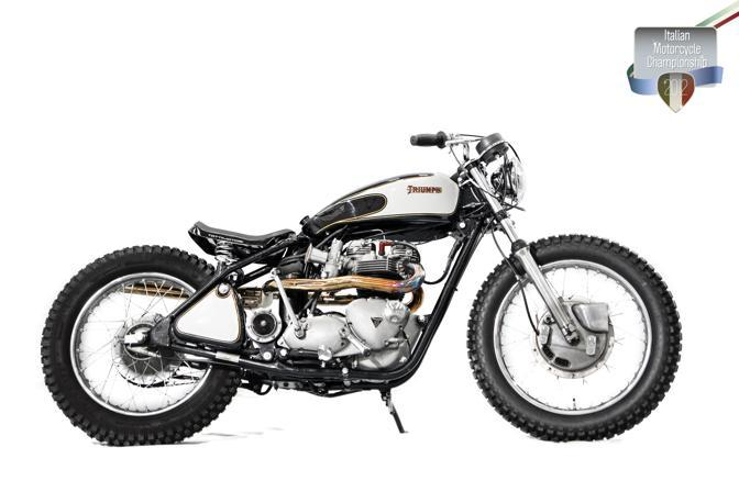SCRAMBLER Totti Motori (BO)
