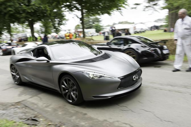 Infiniti Emerge. (Newspress)