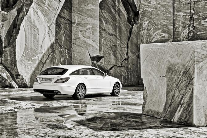 Mercedes Cls Shooting Break