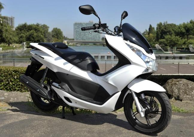 Prova: Honda Pcx 150 
