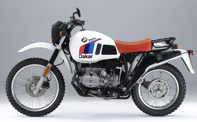 La Bmw R80 Gs Dakar In Chiave Moderna