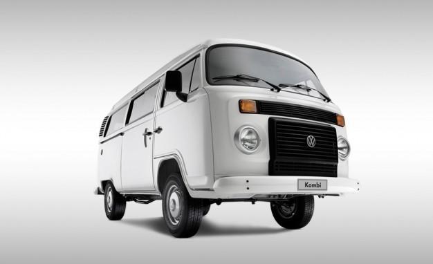 Dopo più di 60 anni di carriera, il minibus amato dai figli dei fiori andrà in pensione. Nel 2013 terminerà la produzione in Brasile dove ancora è in vendita. (nella foto la versione moderna per il mercato sudamericano)
