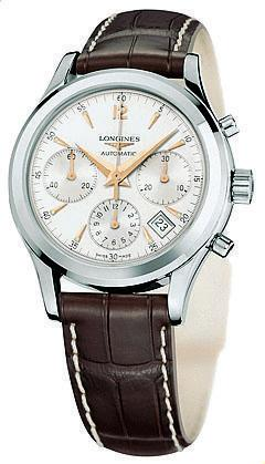 LONGINES Column-Wheel Chronograph