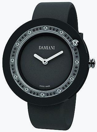 DAMIANI Belle Époque Ceramica nera e diamanti