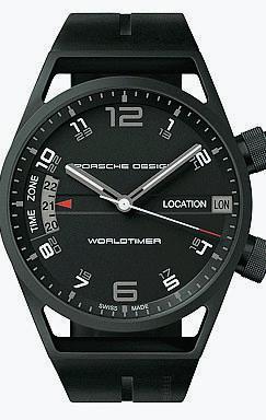 PORSCHE DESIGN P?6750 Worldtimer