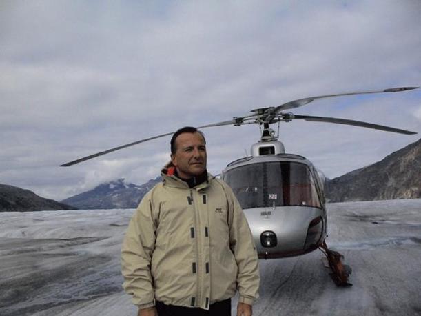 Il ministro in Alaska (dal sito del ministero degli Esteri)