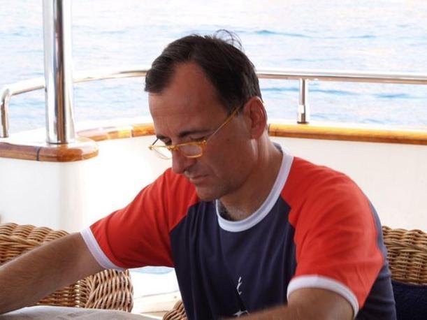 In barca (dal sito del ministero degli Esteri)