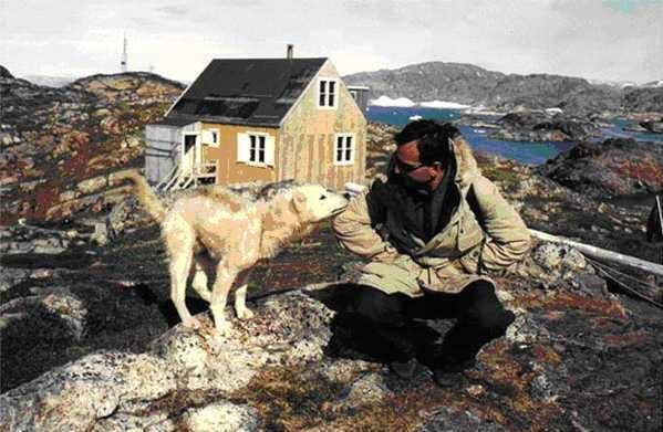 In Groenlandia (dal sito del ministero degli Esteri)