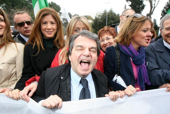 Il ministro della Pubblica amministrazione e l'Innovazione, Renato Brunetta (Ansa)