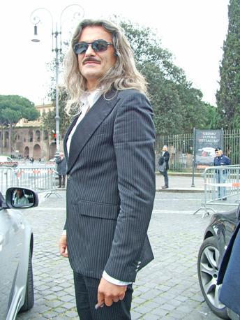 Al corteo anche Demo Morselli (foto Rino Bianchi)