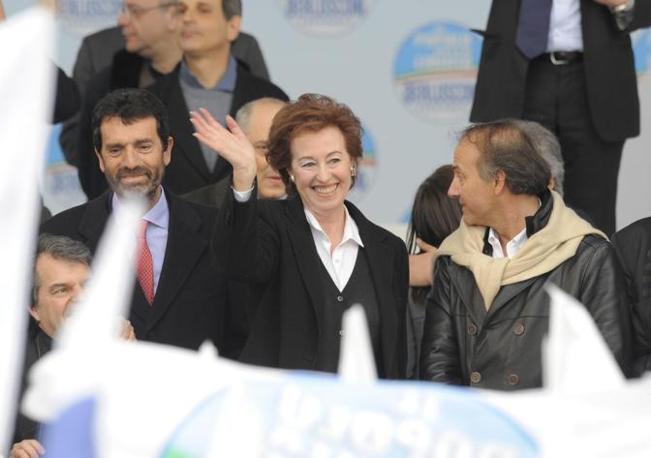 Letizia Moratti (Newpress)