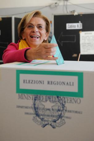 Emma Bonino, candidata Pd nel Lazio (Imagoeconomica)